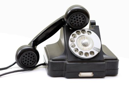 dialplate: Old Phone