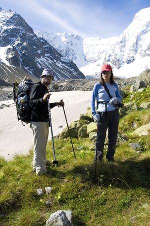 hikers photo