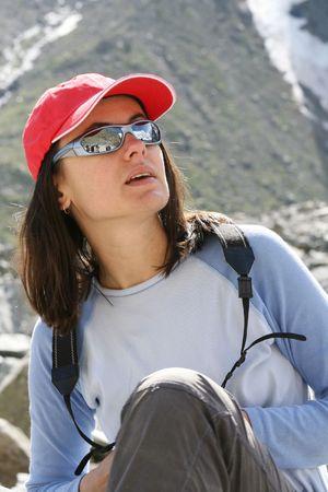 hiker Stock Photo - 5007046
