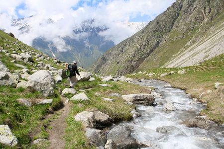 hiker photo