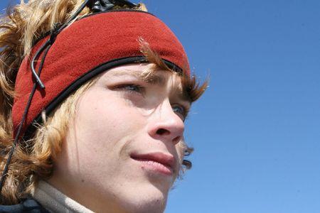 hiker Stock Photo - 5014878