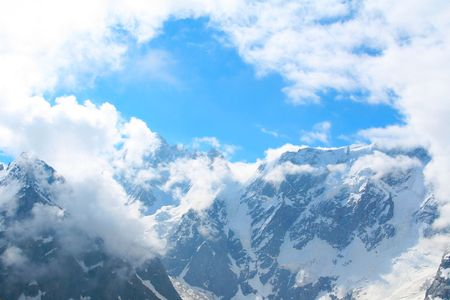caucasus: Caucasus mountain
