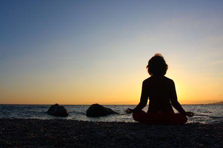 Yoga Stock Photo - 5975329