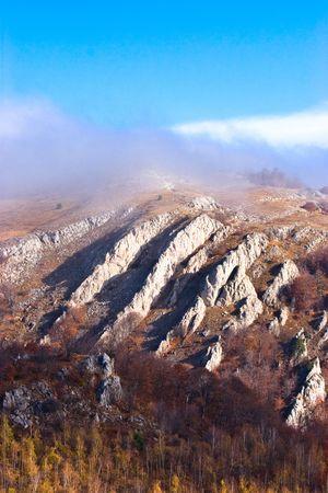 crimea: Crimea mountains Stock Photo