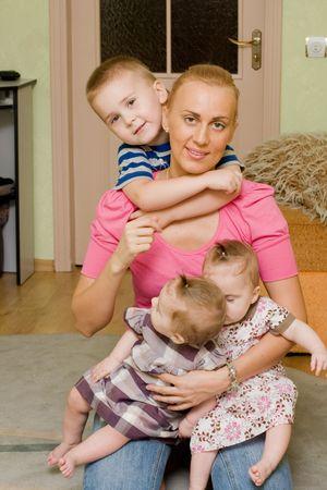 restless: Restless family
