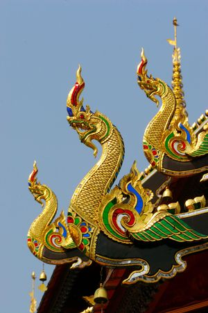 buddist temple  photo