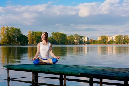 Yoga Stock Photo - 6906672