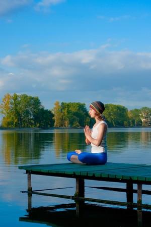yoga Stock Photo - 6905280