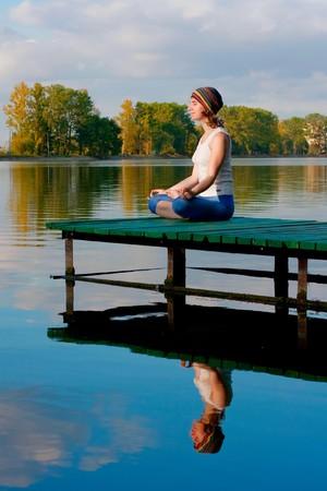 Yoga Stock Photo - 6905130