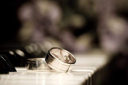 Wedding ring Stock Photo - 7387549
