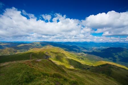 carpathian: Carpathian mountains
