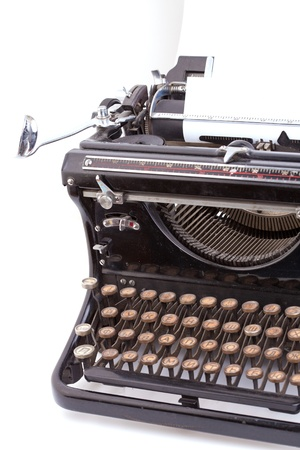 Vintage typewriter Stock Photo - 9866727