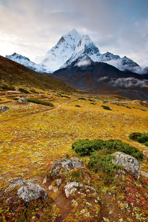 Himalaya mountains  Stock Photo - 13461185