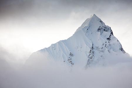 Himalaya gebergte Stockfoto