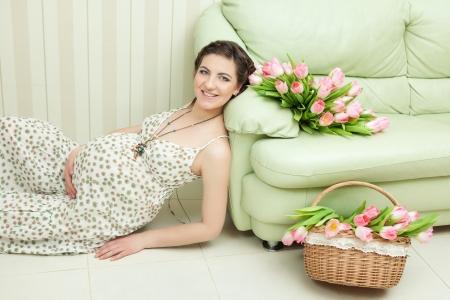 Pregnant female Stock Photo - 15039141