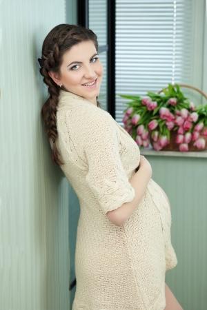 Pregnant female Stock Photo - 15413271