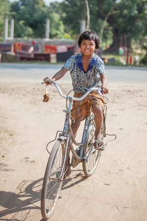 local festivals: Myanmar people - travel portrait