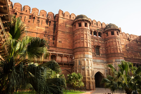 agra: The Agra Fort in Agra