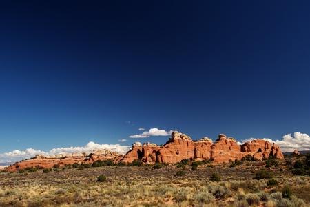 Landscape of Bryce canyon National Park, Utah, USA Фото со стока