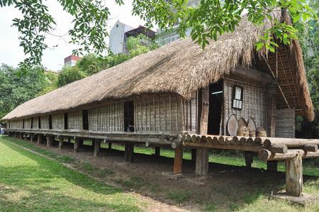 cabana: antigüa cabana Vietnamese Hanoi Museum