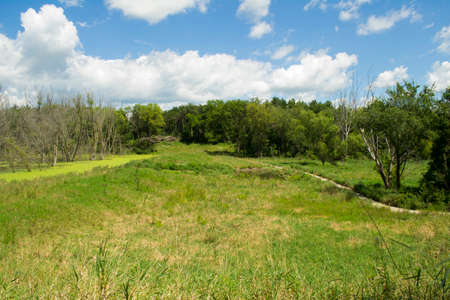 jasper: Nature Trail at Mariposa Recreational Area - Jasper County, Iowa