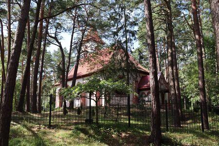 Church of seraphim of sarov