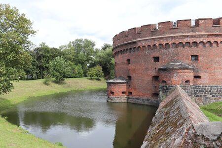 Dohna tower. Kaliningrad