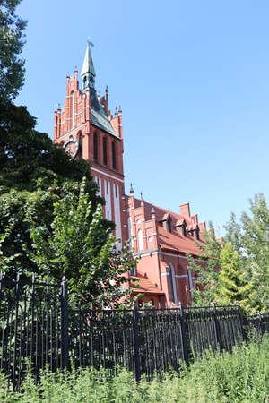 Kirk. Kaliningrad