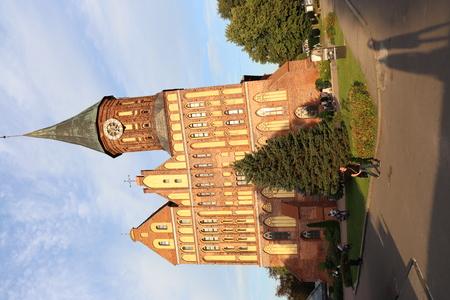 Cathedral. Kaliningrad