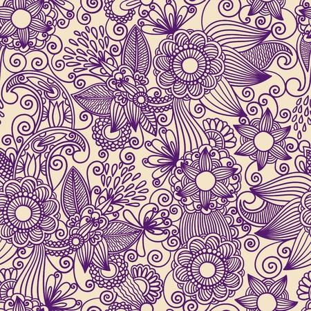 Seamless pattern  Иллюстрация