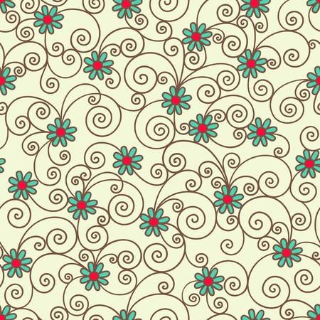 seamless pattern  Stock Vector - 11159638