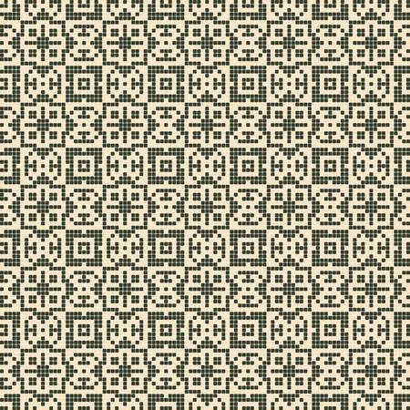 ornate seamless pattern, vector illustration  Vector