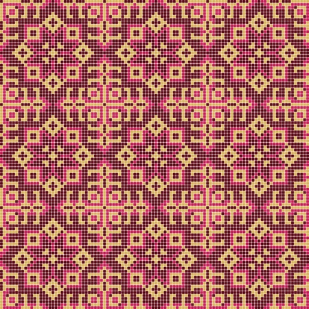 ornate seamless pattern  Illustration