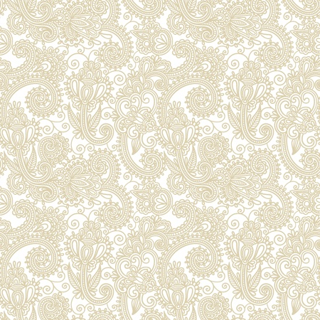 foliage  natural: seamless pattern  Illustration
