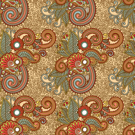 vintage seamless pattern  Stock Vector - 11189612