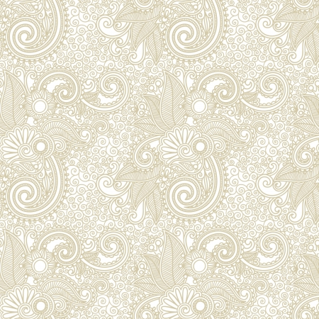 embellishments: vintage seamless pattern  Illustration