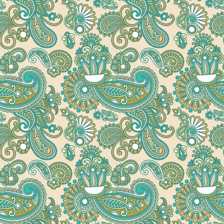 vintage seamless pattern Stock Vector - 11189603