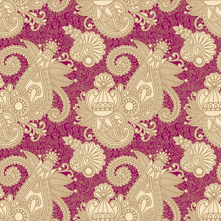 vintage seamless pattern Stock Vector - 11189608