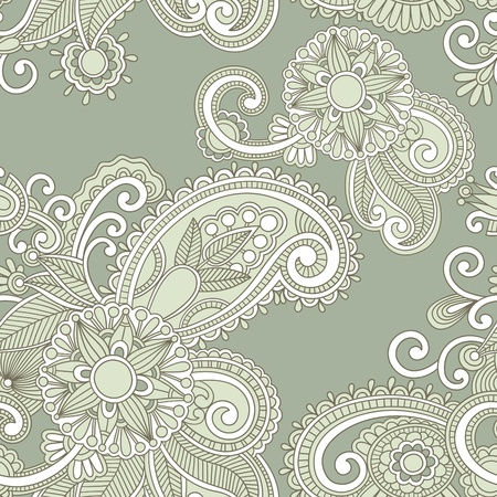 tegelwerk: vintage naadloze patroon