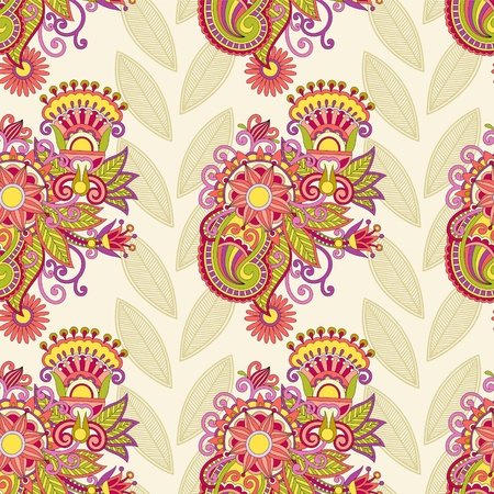 vintage seamless pattern  Stock Vector - 11189754