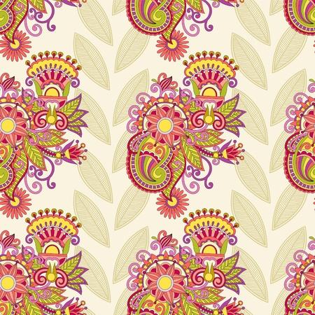 vintage seamless pattern Stock Vector - 11189754