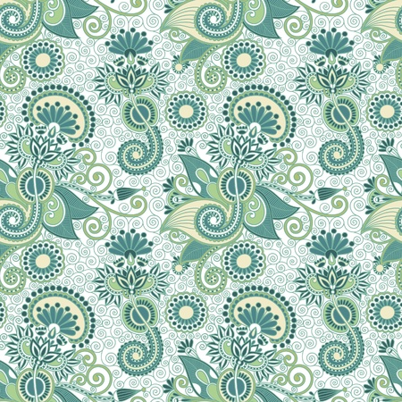 vintage seamless pattern  Stock Vector - 11638779