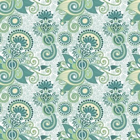 vintage seamless pattern  Stock Vector - 11638779