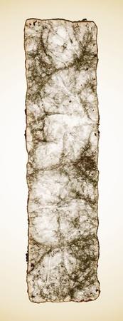 crush paper texture alphabet  Stock Vector - 11638991