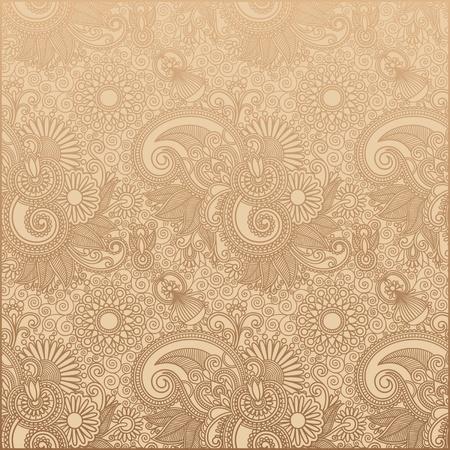 Seamless wallpaper, vector background  Vector