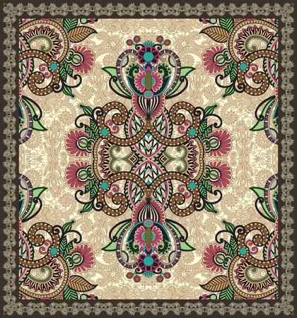 tapestry: Ornamental Seamless Carpet Design