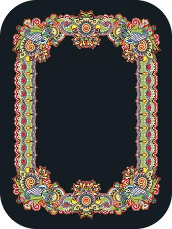 art product: Vintage frame