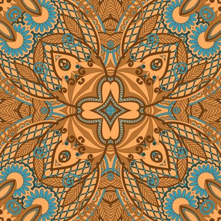 original retro paisley seamless pattern Stock Vector - 13768918