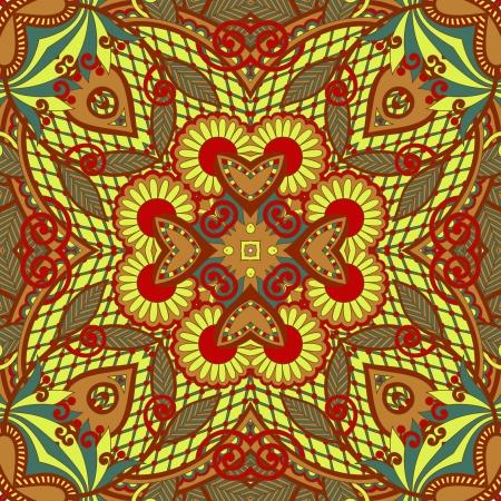 original retro paisley seamless pattern Stock Vector - 13768917