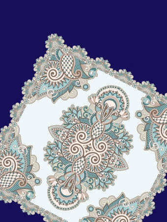 cotton fabric: background with carpet detail. Hand made and hobby theme